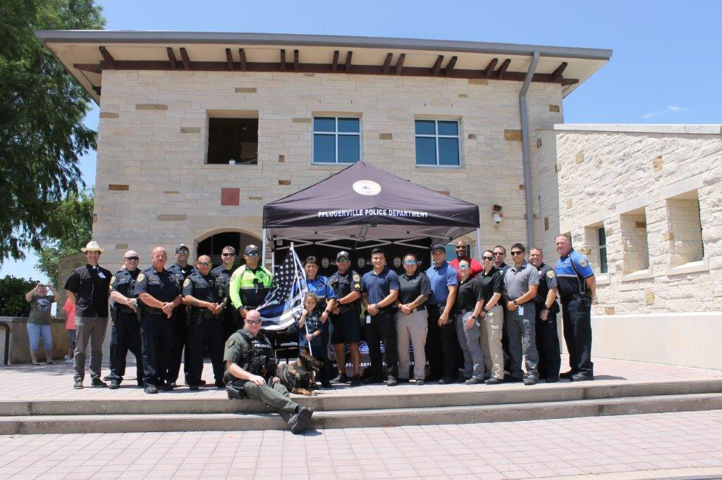 Pflugerville Police Department | Home Police
