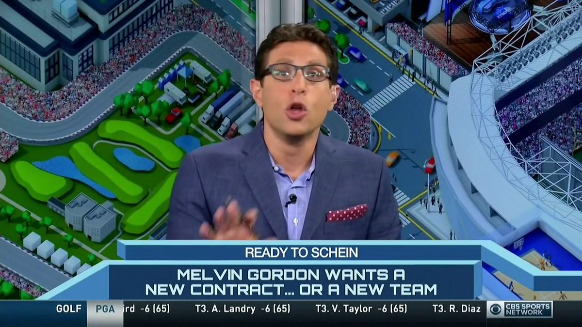 @CBSSportsNet's photo on Chargers