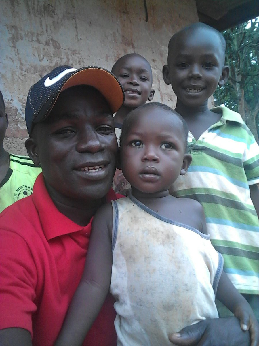 Children are blessings from God, the children that man borne when he is young