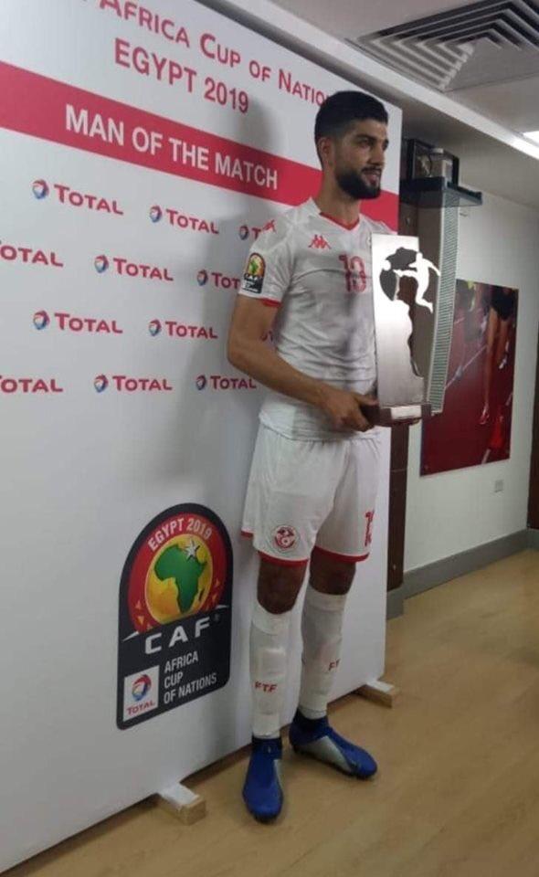 #الجزاير_كوت_ديفوارMan of the match ♥️♥️💥
