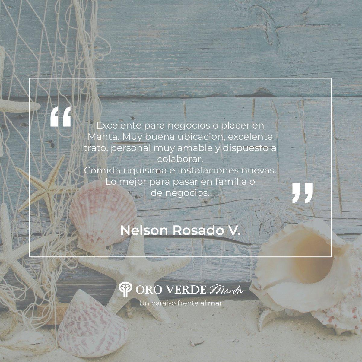 Playa, sol, arena, amigos, eso es verano; eso es vida. 🌊🏖😎 ¡Gracias por tu visita Nelson Rosado V.! #TripAdvisor #OroverdeExperience #Deluxe #Beach https://t.co/UOGIeeTQn3