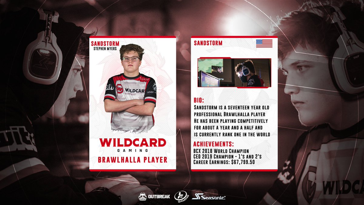 Wildcard Gaming - @Wildcard_GG Twitter Profile and