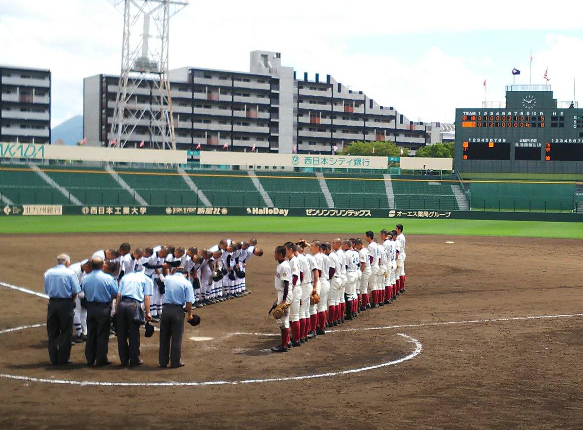 ツイッター 野球 福岡 高校