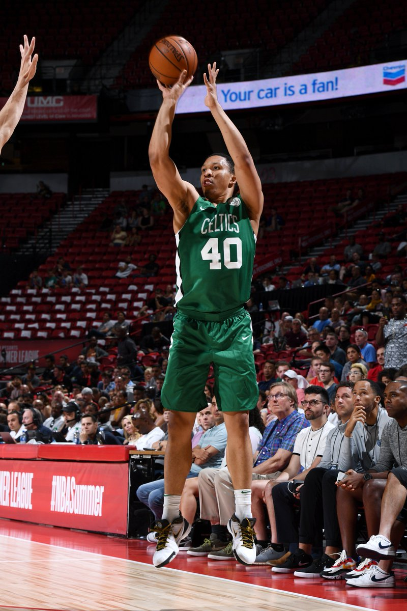 Grant Williams (21 PTS, 7 REB) and Robert Williams III (16 PTS, 16 REB) steer the @celtics past MEM, 113-87, improving their record to 4-0. #NBASummer  Carsen Edwards: 15 PTS, 3 3PM Stan Okoye: 15 PTS, 6 REB Tacko Fall: 12 PTS, 8 REB, 4 BLK