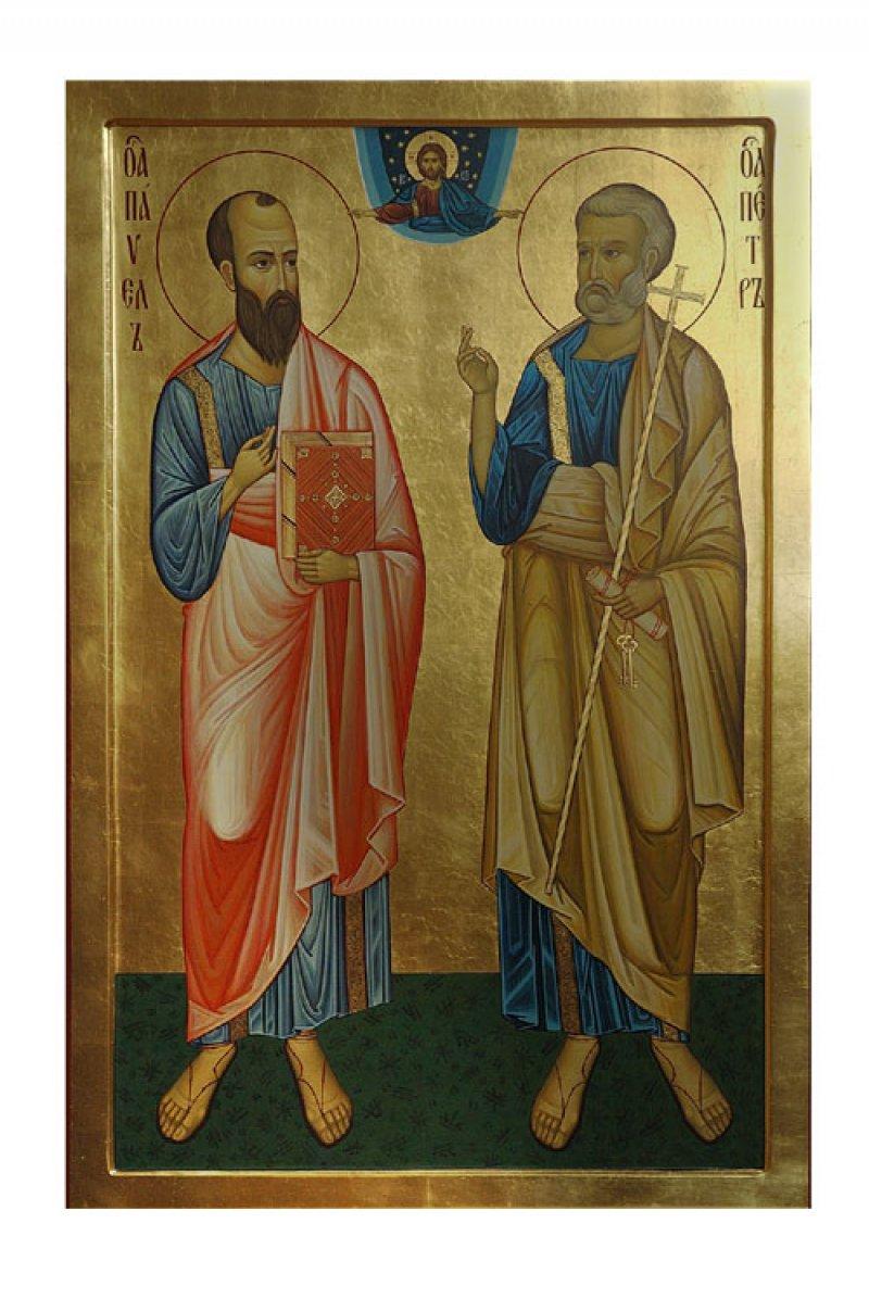 Картинки апостол петр и павел, днем компьютерщика прикольные