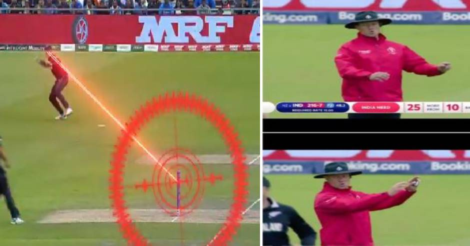 #VIDEO Goes #Viral ! Umpire's Reaction When #Dhoni Was Run-Out: #WATCH    https://www. behindwoods.com/news-shots/spo rts-news/did-you-notice-reaction-of-umpire-when-dhoni-was-run-out-video.html  …  … … …  #ICCWC2019 #DhoniForever #INDvNZL #TeamIndia<br>http://pic.twitter.com/YNz7JF1Uol