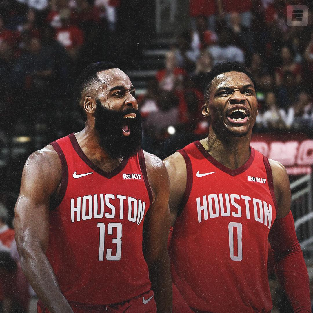 James Harden: James Harden And Russell Westbrook Are Back