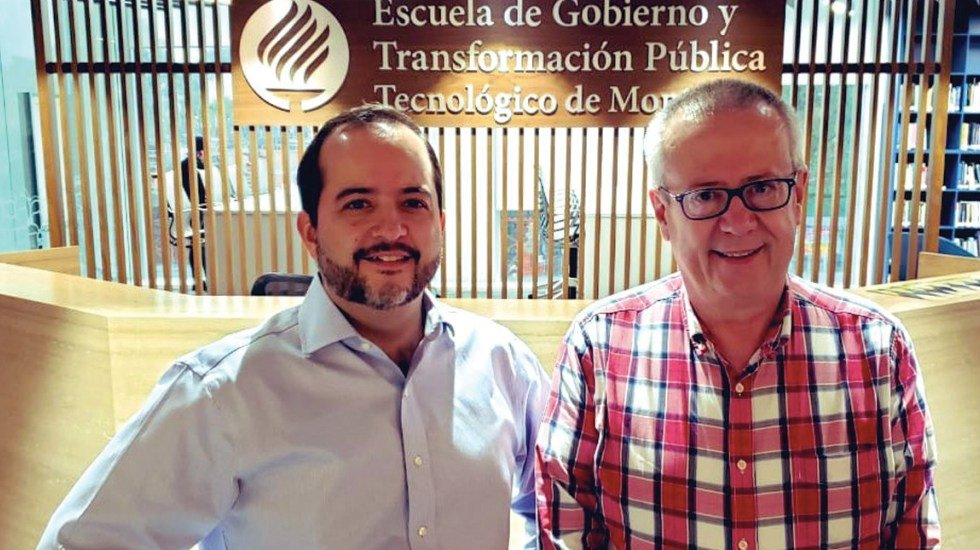 El exsecretario de Hacienda, Carlos Urzúa, ya tiene nuevo trabajo http://bit.ly/2LgIQON