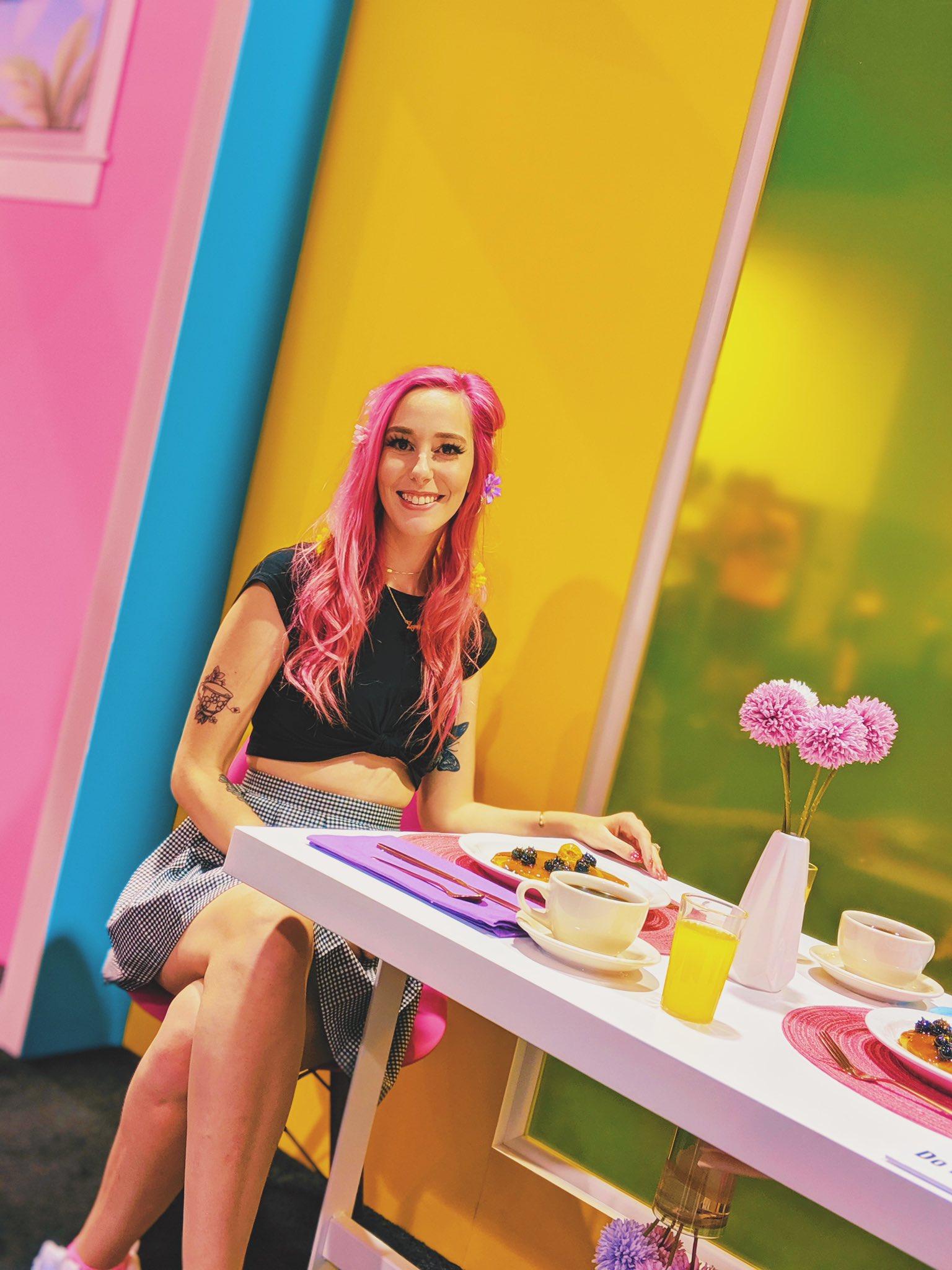 Meganplays On Twitter Had So Much Fun In The Barbie Dream