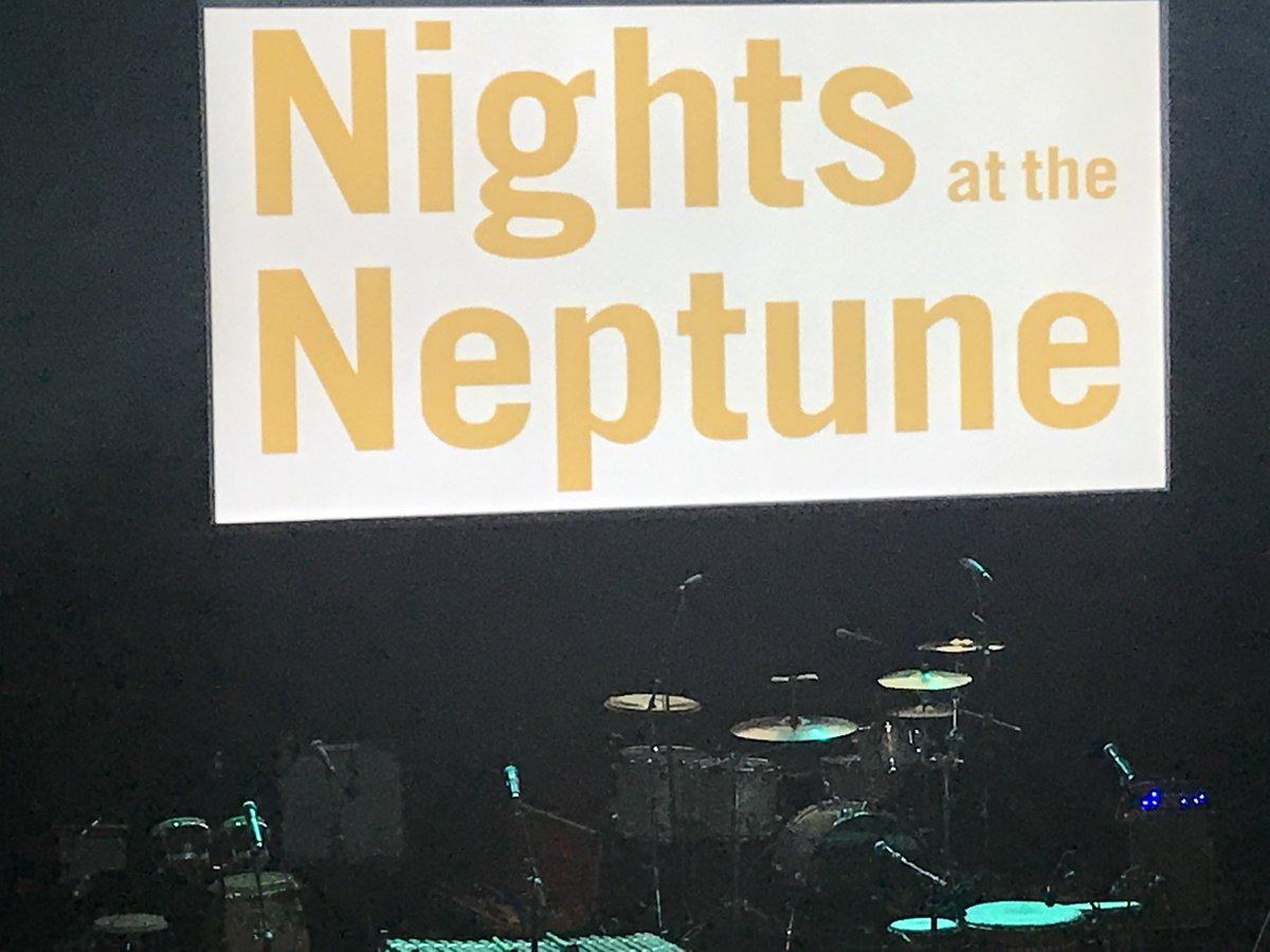 #NightsattheNeptune from @stgpresents kicks off tonight with @OkeloJavan's @OneVibeAfrica