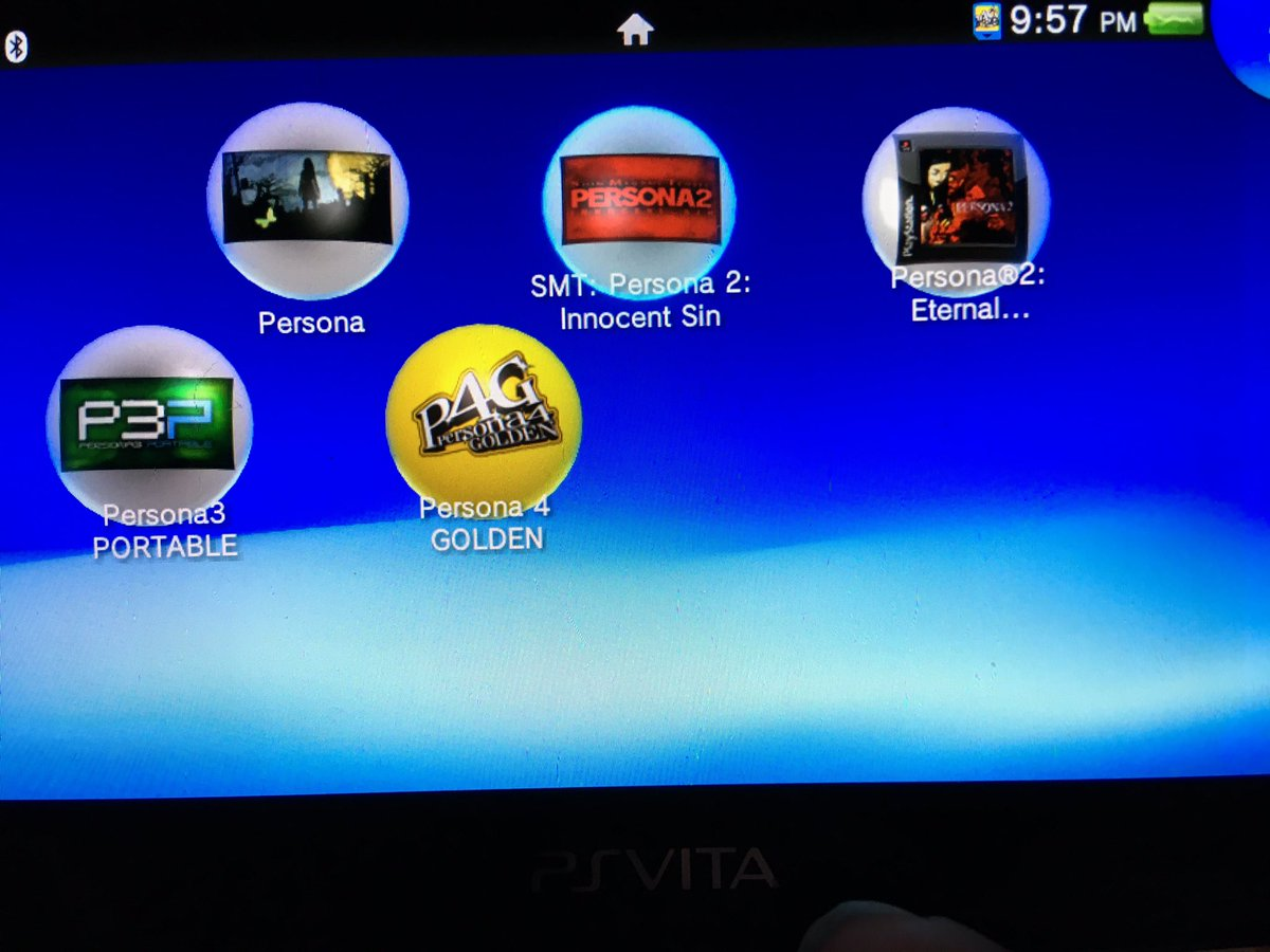 Say what you want about the Vita, but it is the best console to play Persona on! <br>http://pic.twitter.com/I9pkXcvB72