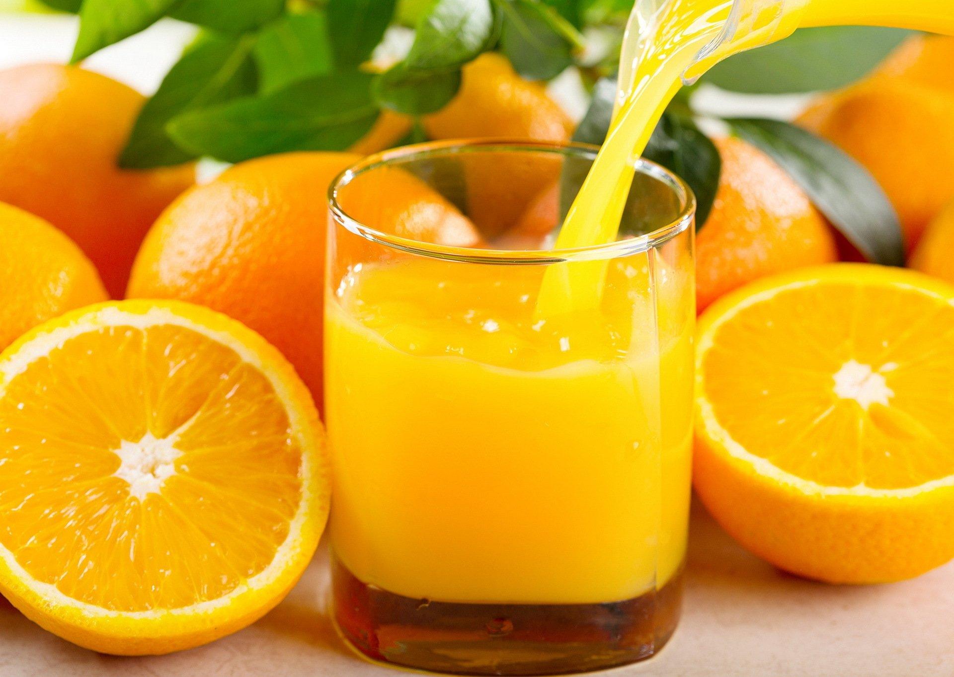 Картинки с апельсином доброе утро