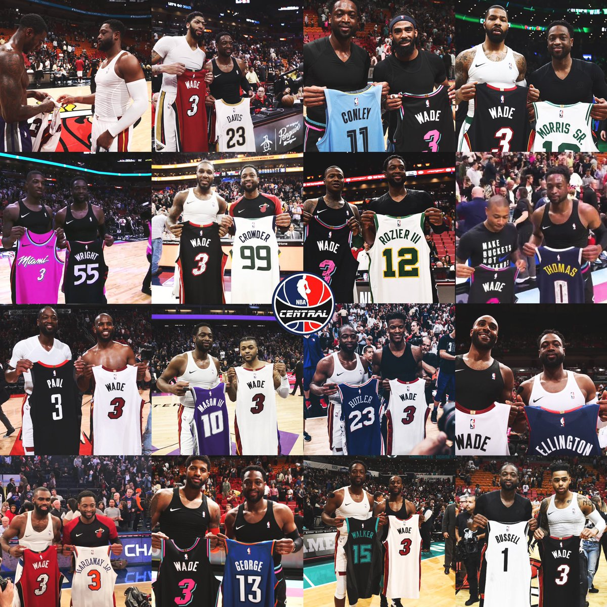 huge discount 526a5 3c96d NBA Central on Twitter: