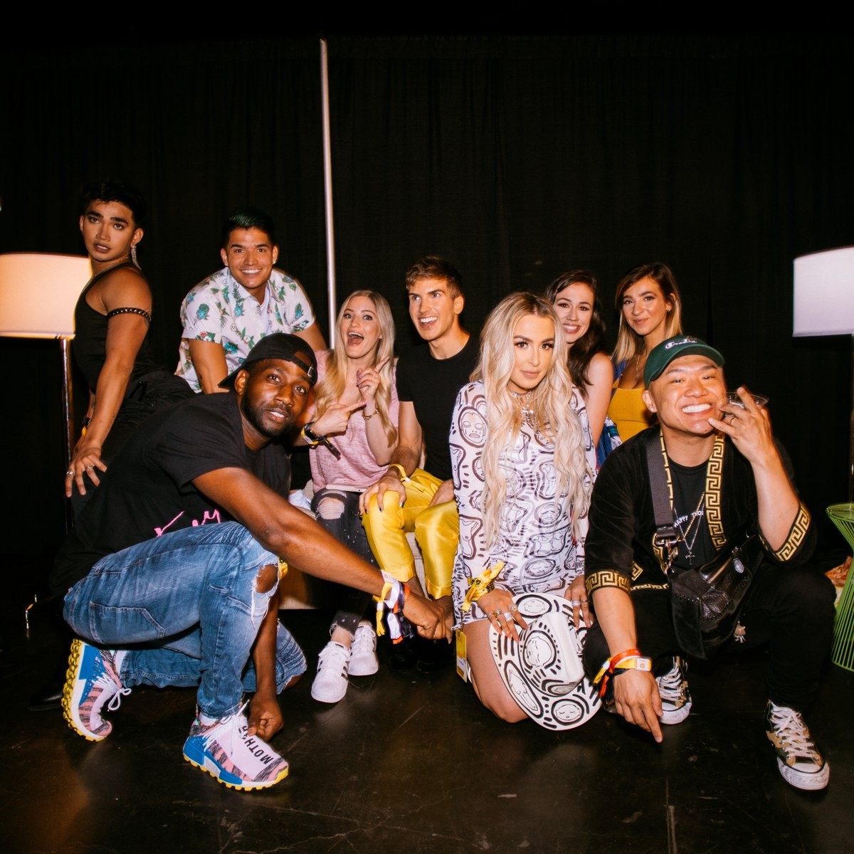 6a92141e3a Go behind the scenes at #VidConUS with some of your favorite creators and  follow along on our Instagram Story: http://www.instagram.com/youtube ...