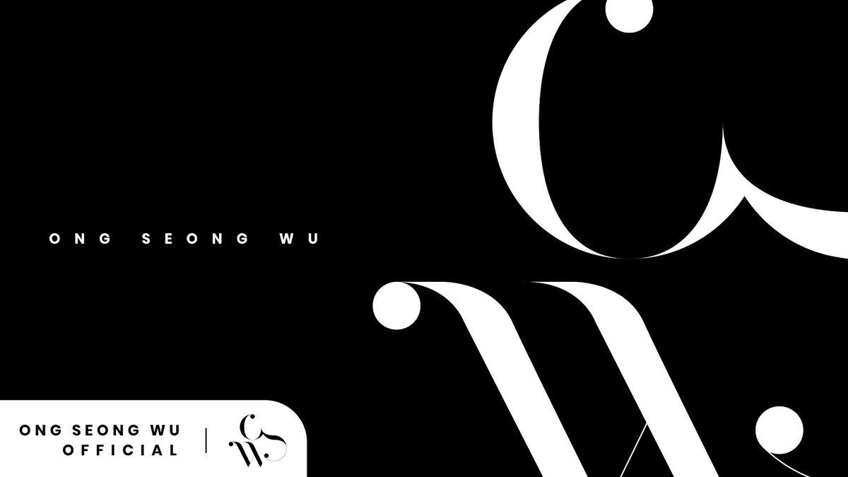 ONG SEONG WU 옹성우 - OFFICIAL LOGO MOTION ▶ youtu.be/T8DMBC2BwPo #옹성우 #ONGSEONGWU #위로 #WELO