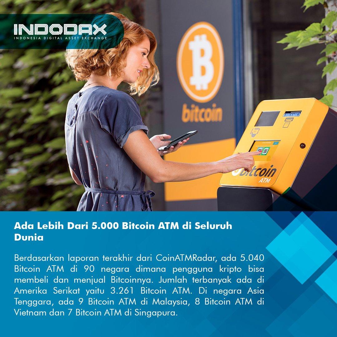 bitcoin atm bali