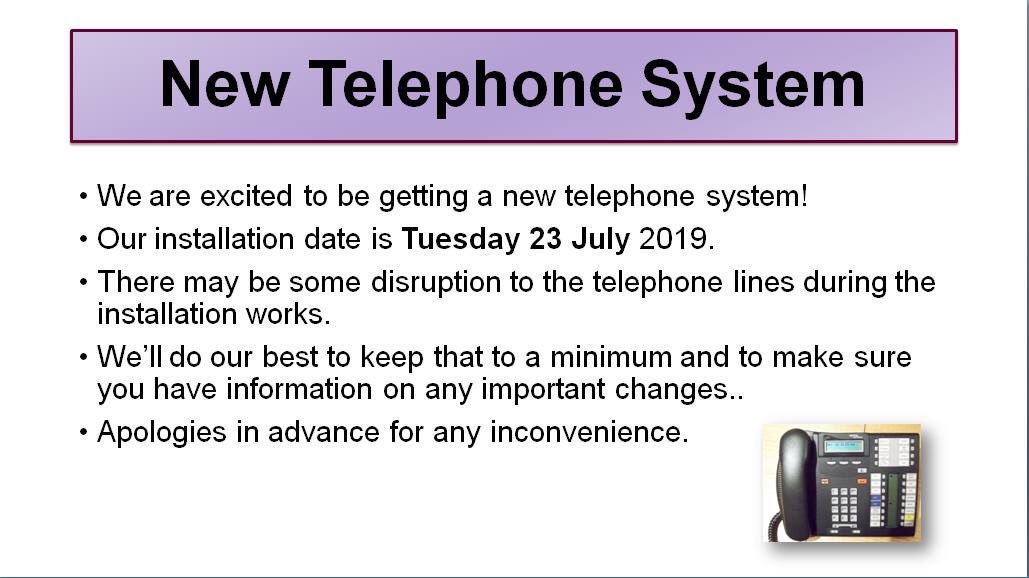 #newphonesystem pic.twitter.com/DMTuaLFr5G
