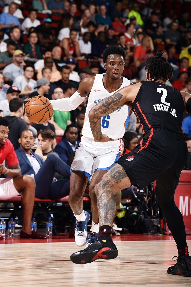 #NBA #NBASummerLeague  #summerleague2019   Portland Trail Blazers vs Oklahoma City Thunder Full Game Highlights 2019 NBA Summer League https://t.co/D616wBsjJN https://t.co/mp4Z2zznRv