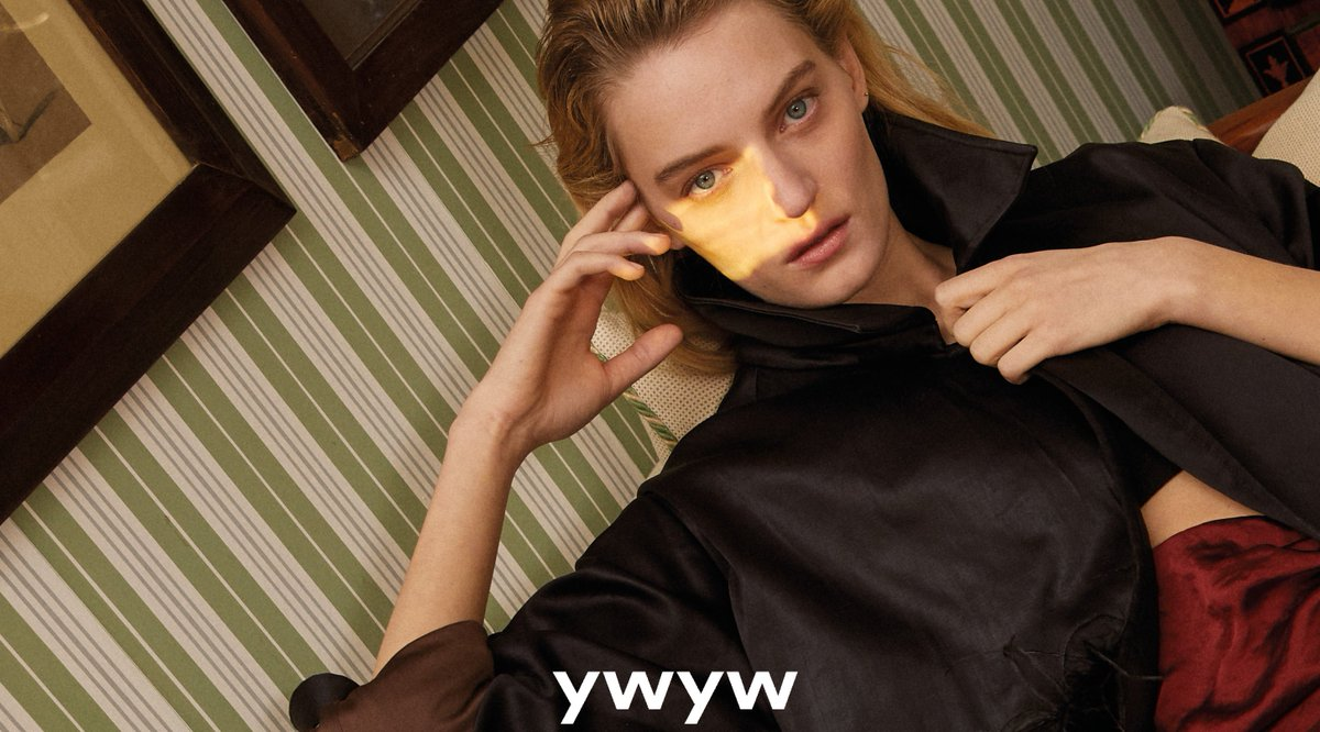 http://www.ywywmagazine.com/2019/06/28/milena/… #ywywmagazine #ywyw #faces #photography #MarcoImperatore #fashion #MauroDemestria #makeup #SaraBusan #artdirection #production #BordelStudio #model #MilenaFeuerer at @NextModels  #Archivio
