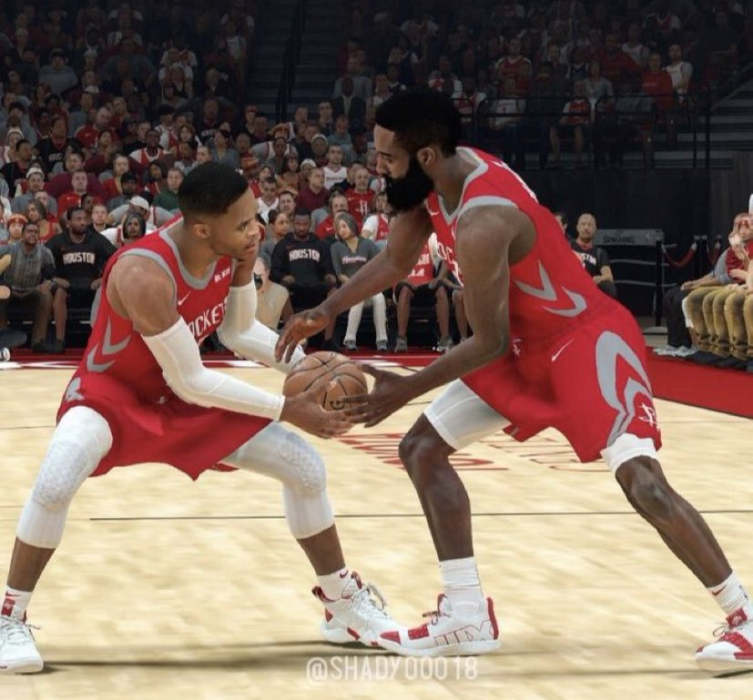 2020 Rockets season preview (via @Shady00018)