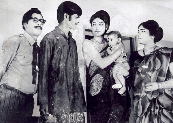 Bisatti Babu is a 1972 Tulu Language film Produced by K N Tailor. Bisatti Babu was the first film to receive the State government award as the best Tulu film.  Mangalore. Bisatti Babu which is based on the play of the late Ramanand Choorya.
