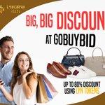Image for the Tweet beginning: Coming Soon: Big Big Discount
