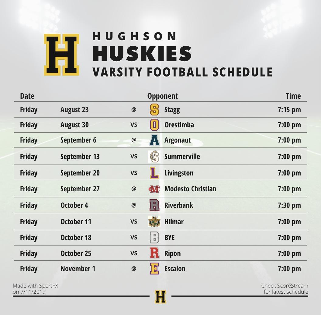 Hughson High Sports - @HughsonSports Twitter Profile and