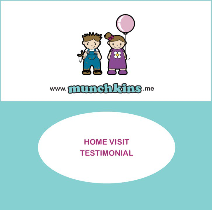 ''Andalene came to our house when my son was 2 and changed our lives in one home visit. We have since had another baby and we needed a refresher, and again she turned our lives around!'' Lize Vuyk   Book YOUR #HomeVisit today: http://bit.ly/2G4HvWc