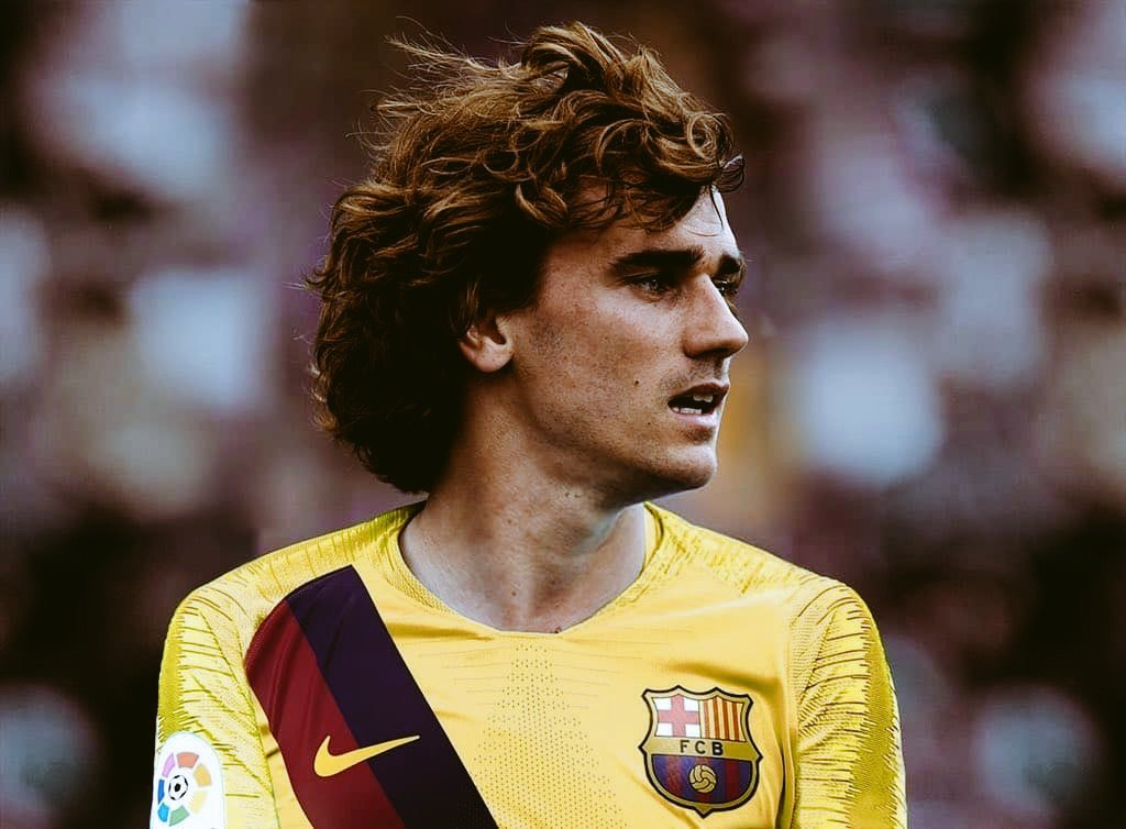 La Senyera On Twitter Griezmann Will Be A Barcelona Player In A Matter Of Hours He Will Sign A Contract For Five Years Until 2024 And Would Become The Third Most Expensive