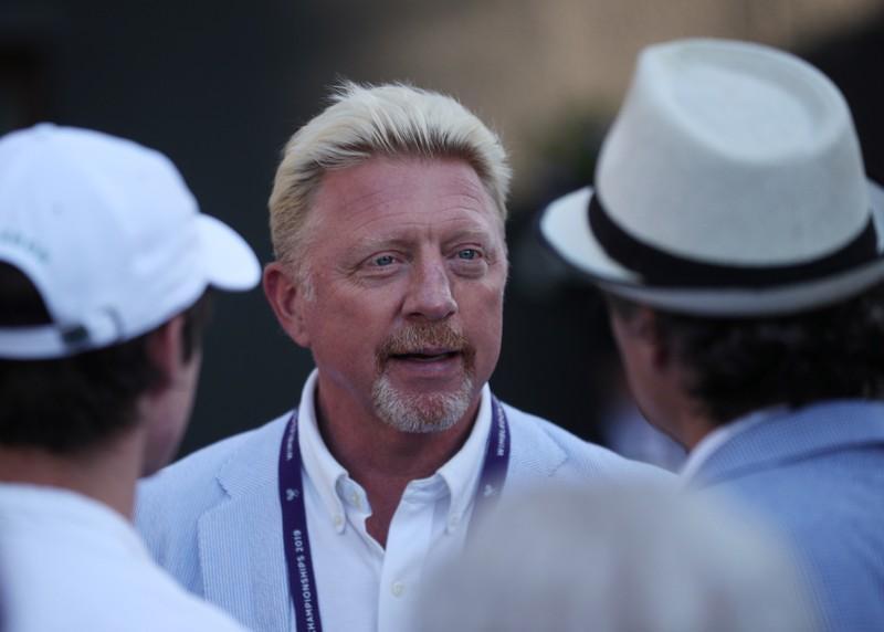 Becker's trophy auction raises over 680,000 pounds https://reut.rs/2JCu95o