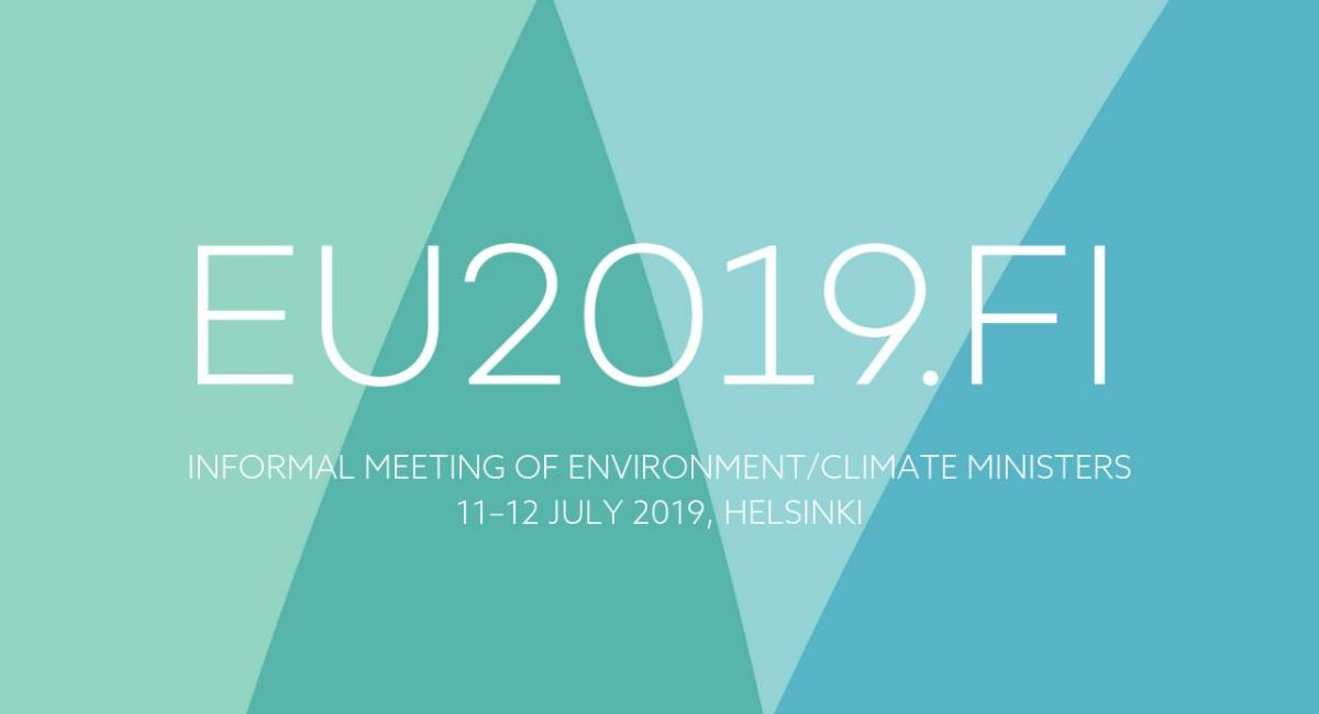 RT @IPBES #Finland is hosting an Informal Meeting of @EUCouncil Environment & Climate Ministers, featuring a keynote by @UNBiodiversity Exec Sec @CristianaPascaP.  At the top of the agenda: #Biodiversity #ClimateChange #CircularEconomy  ↘️ Livestream and more info: https://t.co/DOWaxaScI0