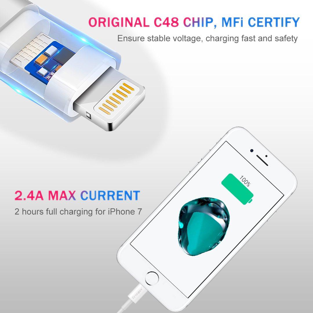 Ecooper MFI iPhone USB/type-c cable is coming! Original C94/C48 chip #tech #technology #eleworkdlinney #ecooper #cableaccessory #cablebite #phoneaccessoryforiphone #electronicsidea #lightcable #usbcableiphone #cableinnovator #usbcable #ledcable #usbcablemurah #innovative #electrpic.twitter.com/1CaeZ1cVmX