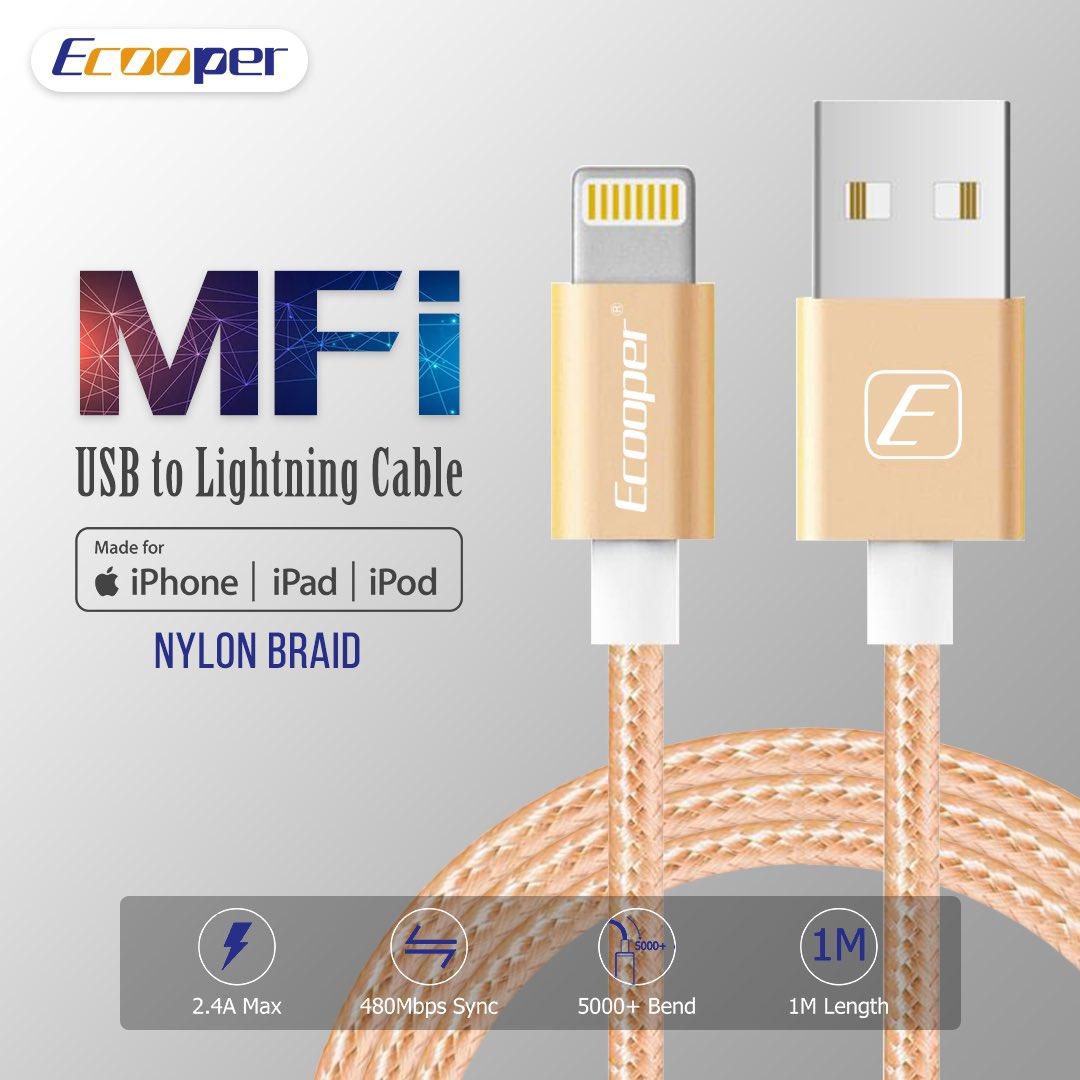 Ecooper MFI iPhone USB/type-c cable is coming! Original C94/C48 chip #tech #technology #eleworkdlinney #ecooper #cableaccessory #cablebite #phoneaccessoryforiphone #electronicsidea #lightcable #usbcableiphone #cableinnovator #usbcable #ledcable #usbcablemurah #innovative #electrpic.twitter.com/AacdwLenD4