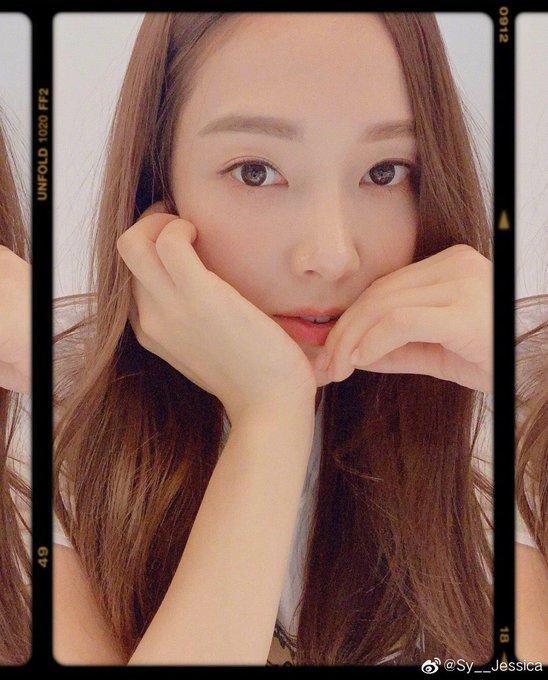 [SNS] Tổng hợp bài đăng của Jessica trên Instagram và Weibo D_QneJVVUAEUw3i?format=jpg&name=small