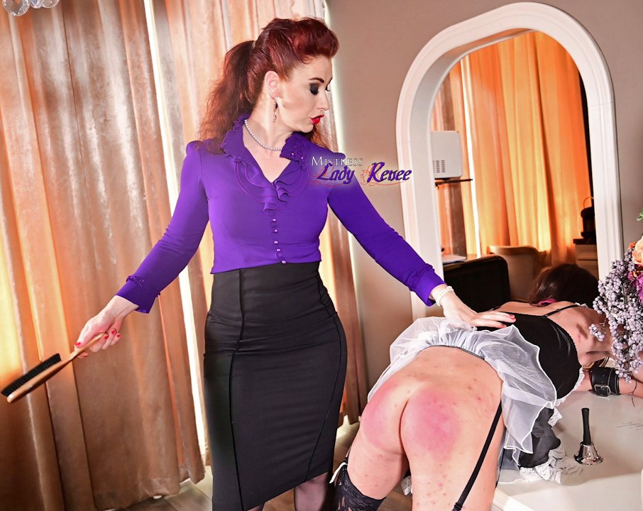 Strapped by his governess fm spanking galery