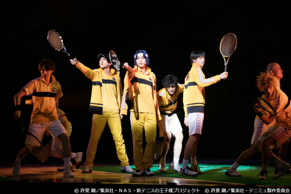「ミュージカル『テニスの王子様』3rdシーズン 青学(せいがく)vs立海」 7/30(火)よる10: