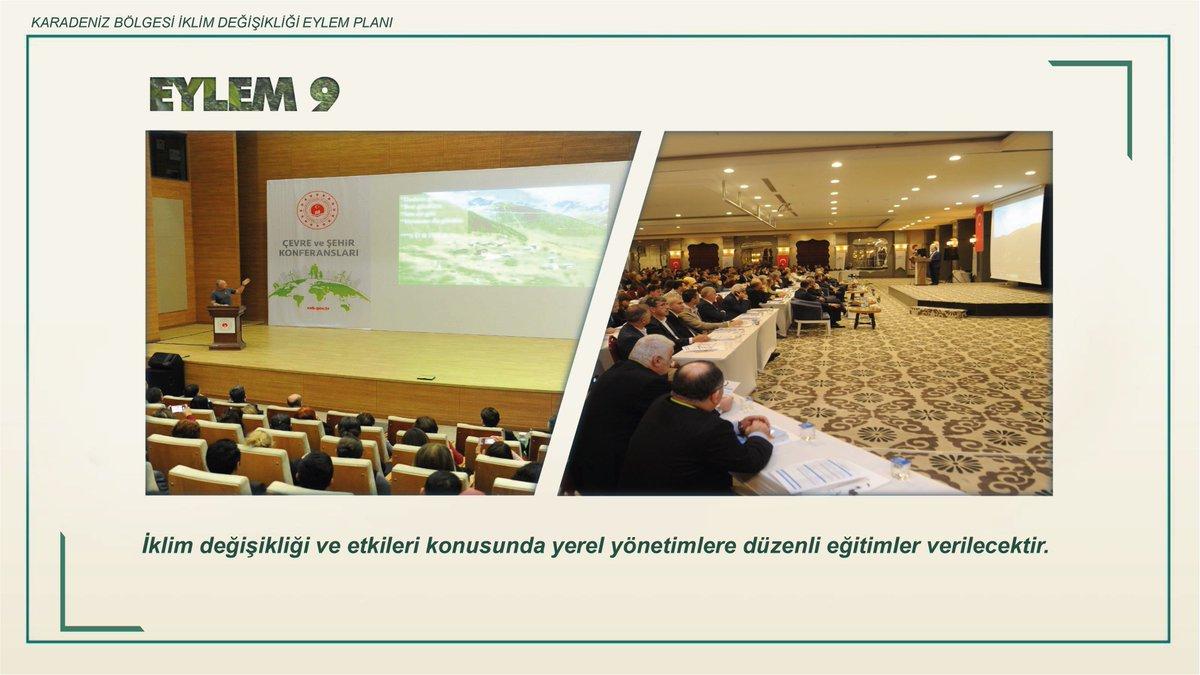 Karadeniz Bölgesi İklim Değişikliği Eylem Planı