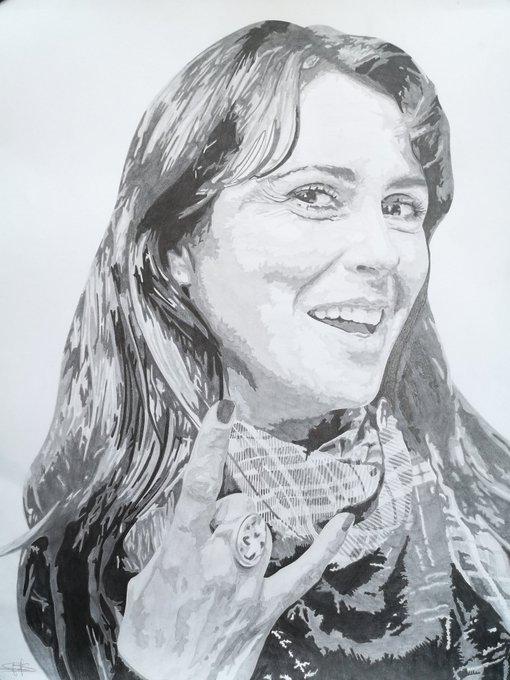 Happy birthday Sharon den Adel