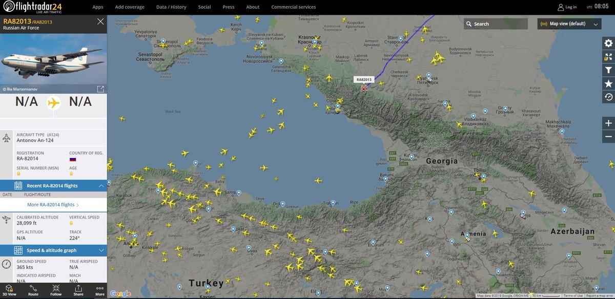 S-400 stigao u Tursku D_QtAmyUcAA5IqQ