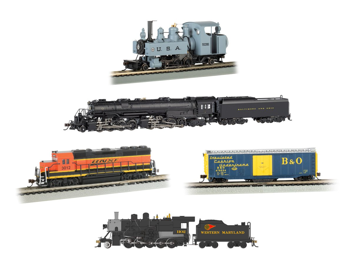 Bachmann Trains on Twitter: