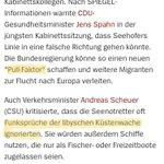Image for the Tweet beginning: In der @cducsubt muss dringend