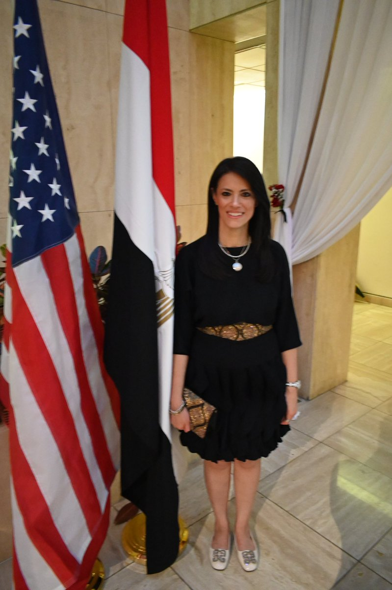 Rania A Al Mashat On Twitter Pleasure To Have Attended The Annual Egypt National Day Evening At The Egyptembassyusa In Washington D C Addressing The Importance Of Egypt United States Relationships Our New Vision