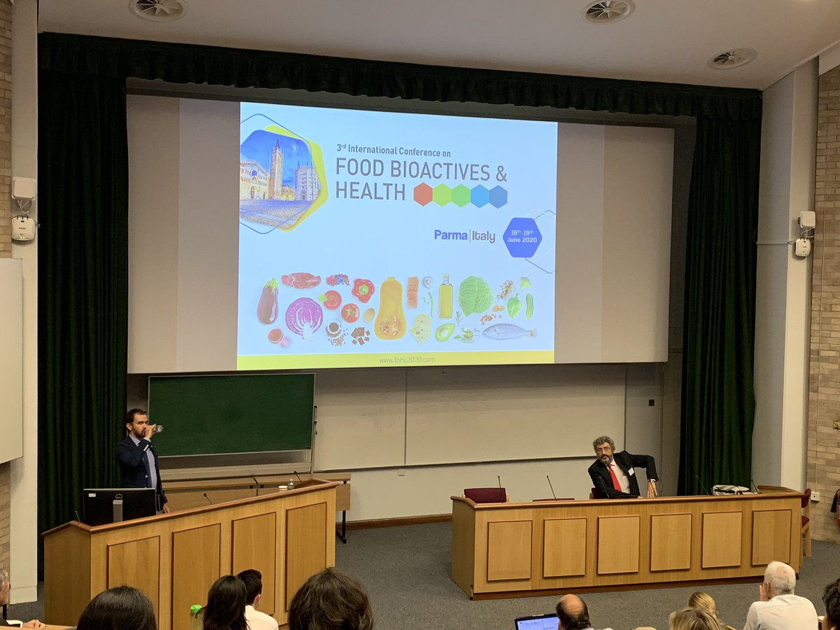 3rd Conference on Food Bioactives & Health (@FBHC2020) | Twitter