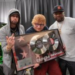 They've been PATIENTLY WAITING for the new one with me, @50cent and @edsheeran #RememberTheName - https://t.co/VfBVfxZ9x6