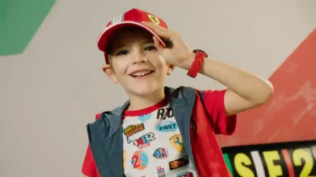 Discover the @scuderiaferrari children's watch collection: essential lines, iconic colors and contrasting details, ideal for young fans. http://bit.ly/SFCKidsWatches #ScuderiaFerrariCollection #Ferrari