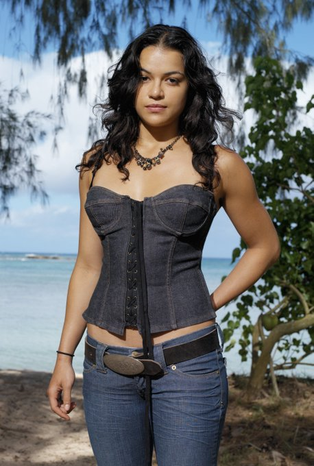 Wishing a happy birthday to Michelle Rodriguez who played Ana Lucia on