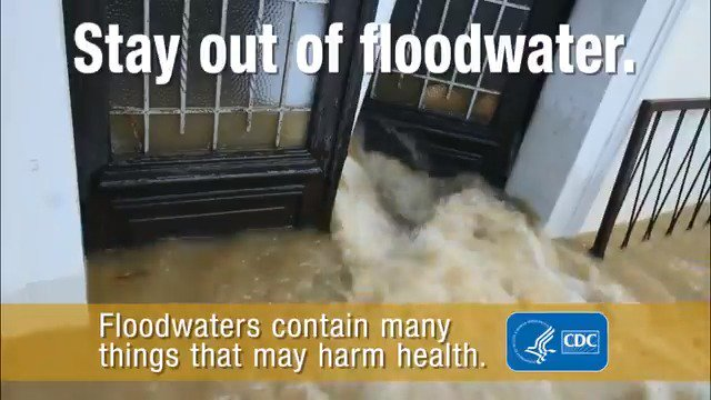 Image for the Tweet beginning: Floods can be devastating, but