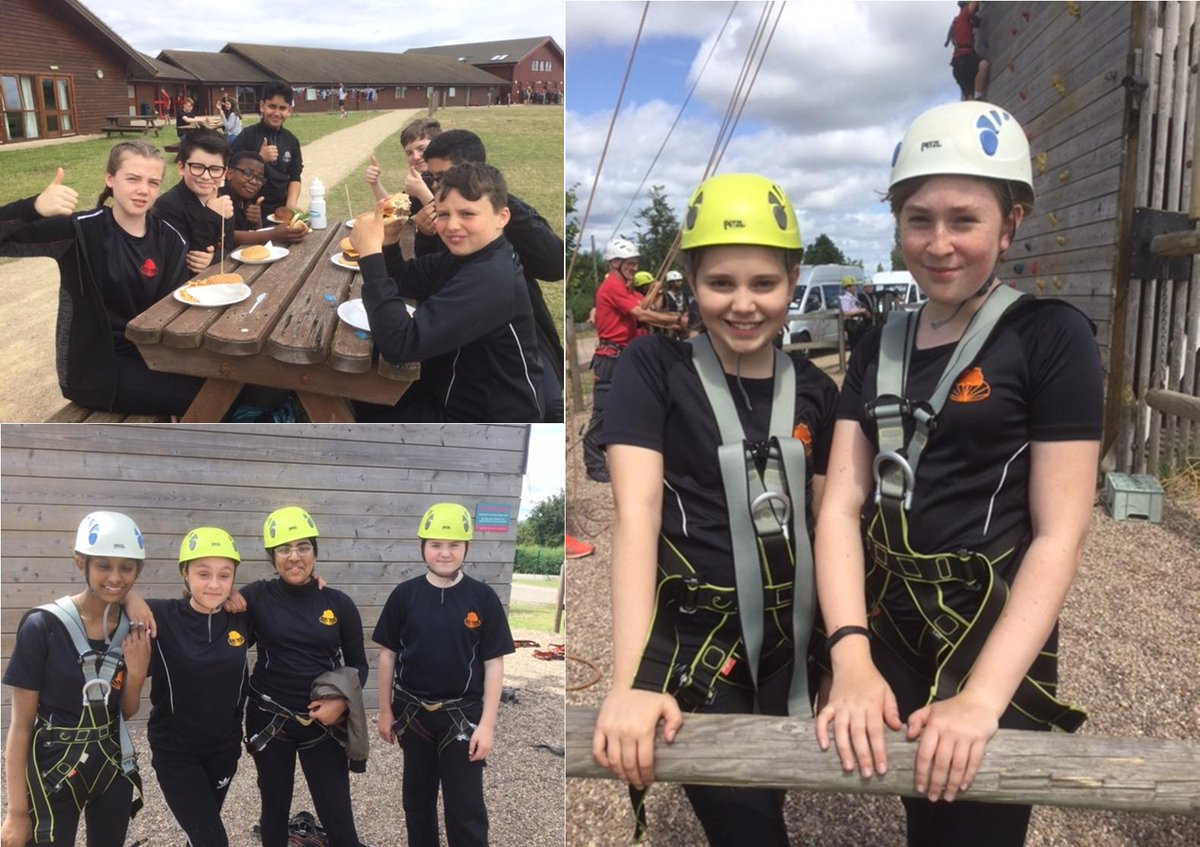 The smiles say it all. A phenomenal day the ATLP Student Conference held at Whitemoor Lakes #memorymaking #leadershipskills @the_atlp @WhitemoorL