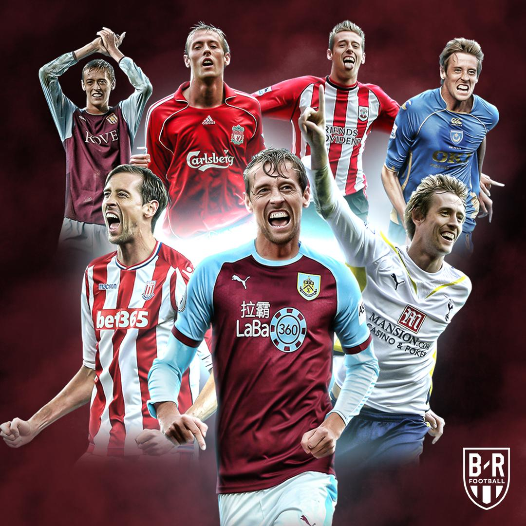- 11 clubs - 108 Premier League goals - 42 England caps, 22 goals  @petercrouch announces his retirement 👏