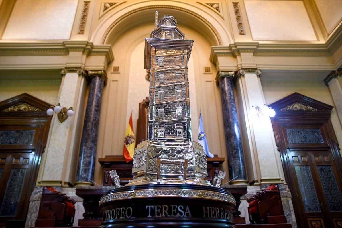 El Trofeo Terese Herrera.
